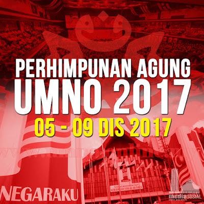 Tiga perkara pilihan anak muda UMNO untuk PAU2017 - Haryaty Hamdzah