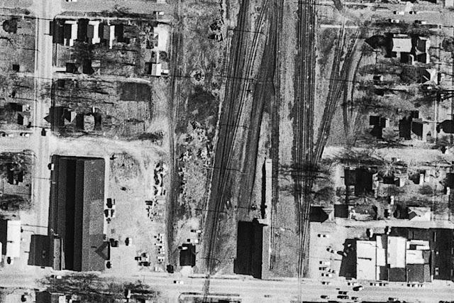 1975 Beardstown CB&Q Freight Depot