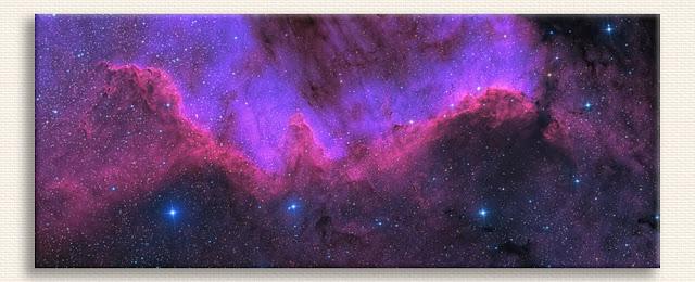 Cygnus Nebulası