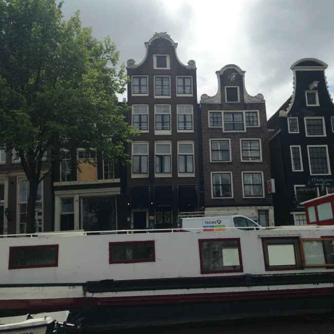 Four Days In Amsterdam