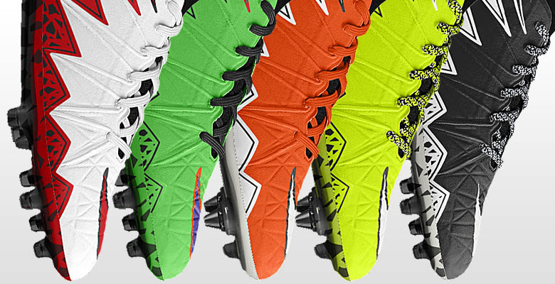 sports shoes c378e 21638 Players can choose from a variety of different options to customize the  next-gen Nike Hypervenom Phantom Football Boots, which were launched  globally on May ...
