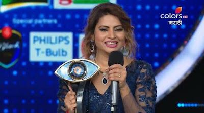 Megha Dhade - Bigg Boss Marathi