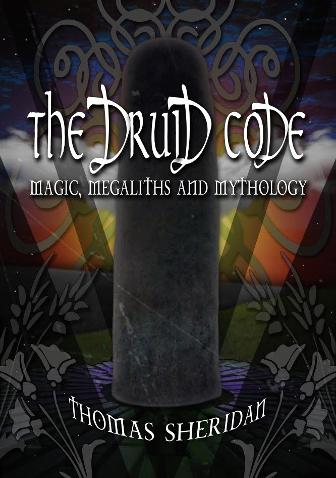 THE DRUID CODE BOOK