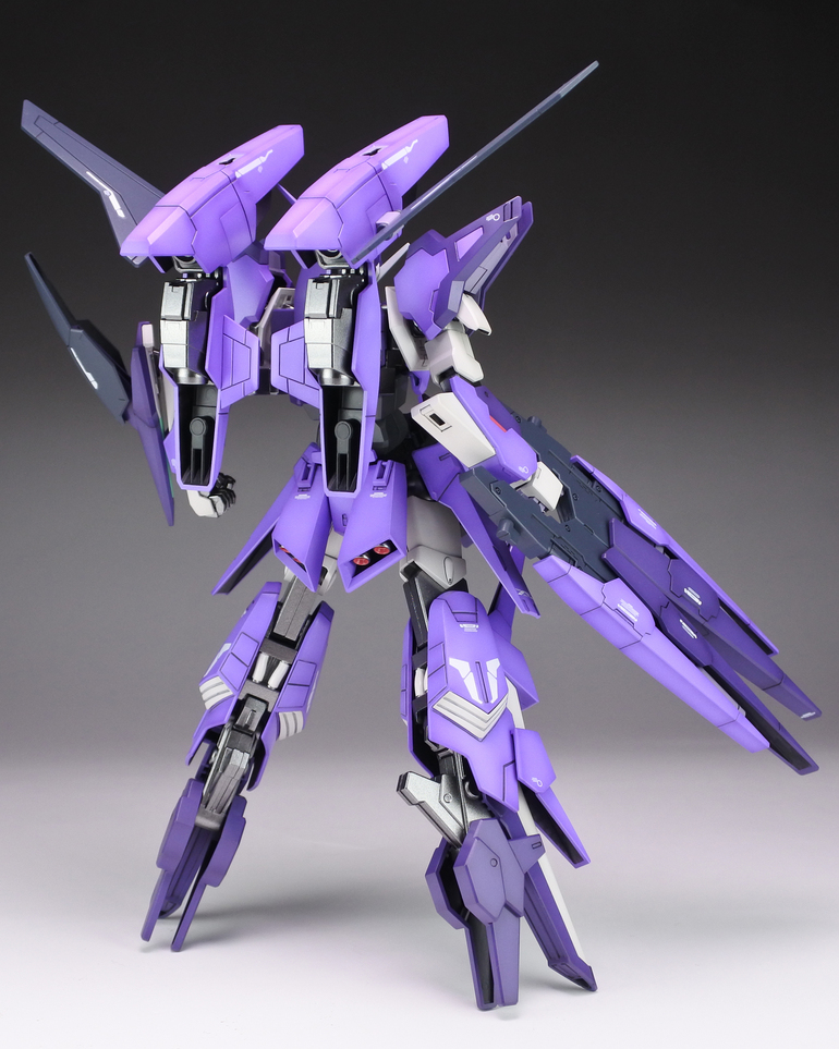 Custom Build: HGBF 1/144 A-Z Gundam - Gundam Kits Collection News and Reviews