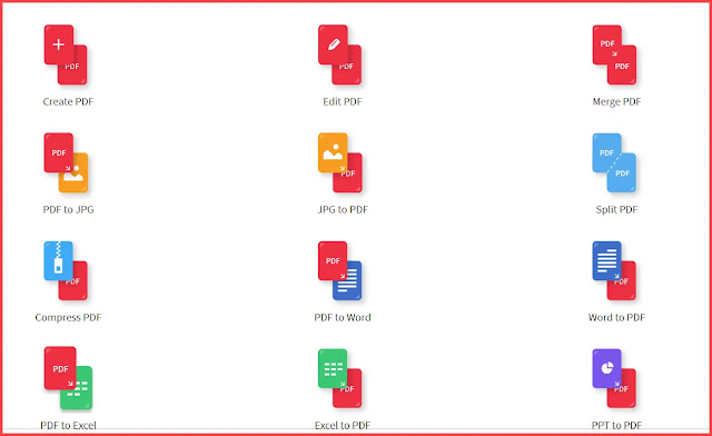 ZonePDF :  Πρακτικό  online εργαλείο για την  μετατροπή  αρχείων PDF