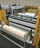 Roll pack machine TK-381 for online mattress shipping