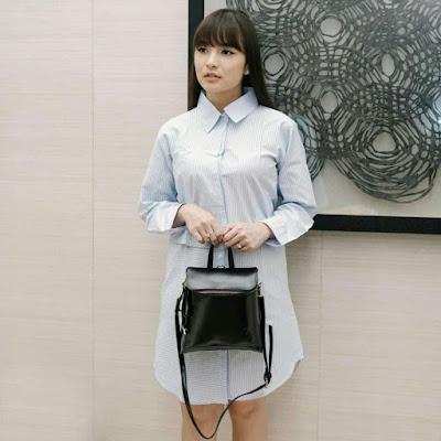 Chelsea Olivia JH Kara Bag Black