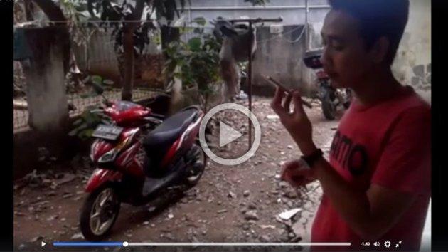 Keren! Remaja Ini Berhasil Terapkan Teknologi 'Jarvis' Iron Man pada Motornya