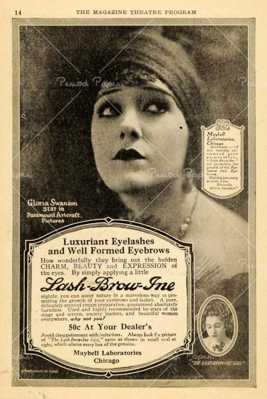 1920s Makeup Advers Saubhaya Makeup - 1920s-makeup-ads
