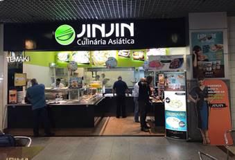 Jin Jin inaugura loja no Shopping Amazonas