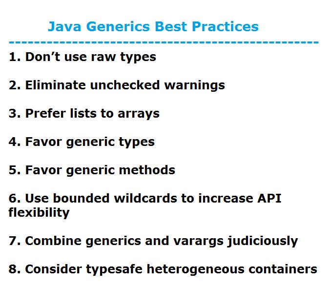 Generics In Java Pdf