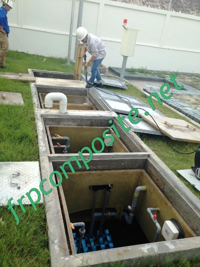 Vệ sinh hệ thống xử lý nước thải