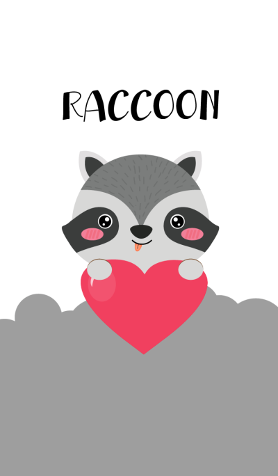 I,'m Lovely Raccoon Theme
