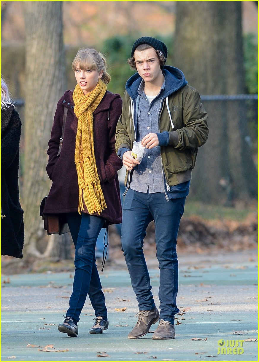 Taylor Swift and One Direction s Harry Styles Are They Dating
