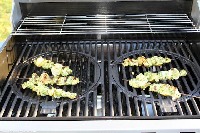 Garlic Cilantro Lime Chicken, STOK Grills, STOK Quattro