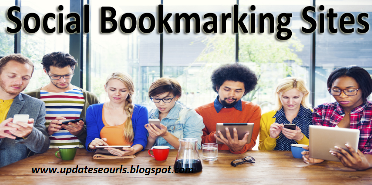 High PR 4 and PR 5 Dofollow Social Bookmarking Sites List in