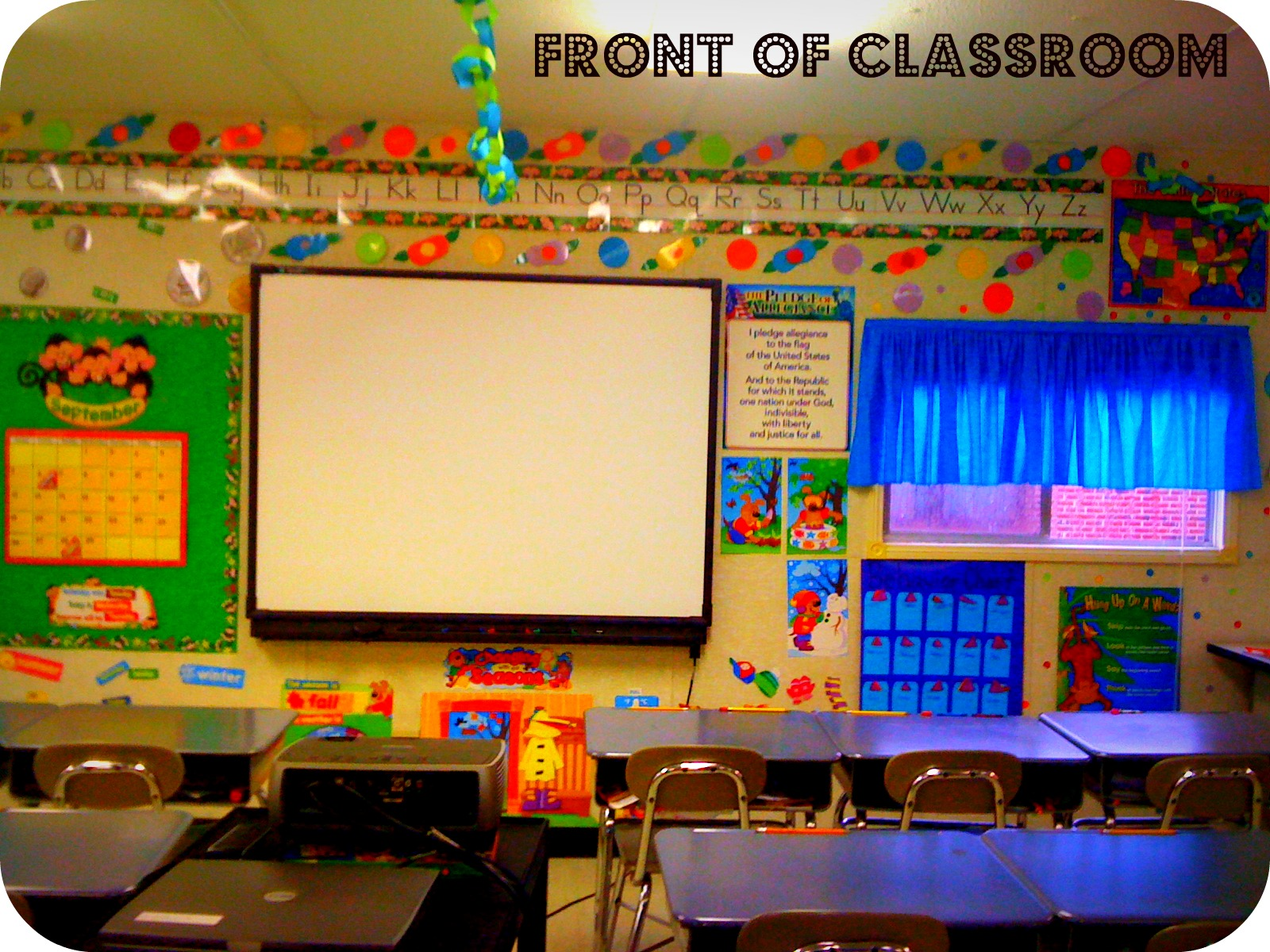 Ideas For English Classroom Decoration  English Classroom Design Ideas High School Back To For
