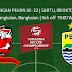 Madura United vs PERSIB Bandung, Meong Bandung keok di Bangkalan !