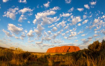 Wallpaper: Uluru or Ayers Rock