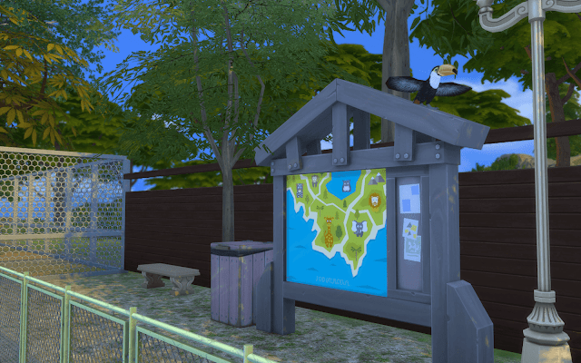 parc zoo sims 4
