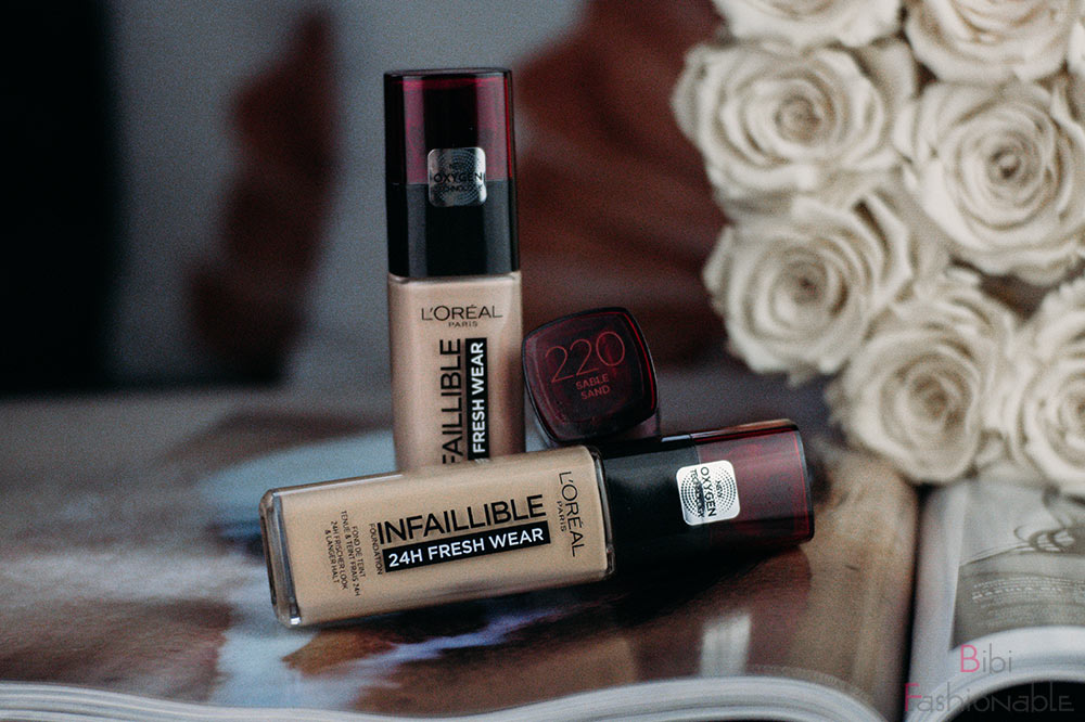 LOreal Infaillible 24h Fresh Wear Foundation Titelbild