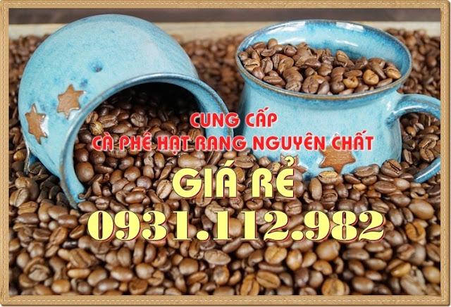 Cà phê hạt rang giá rẻ Buôn Ma thuột, Đăk Lăk