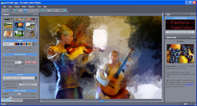 MediaChance Dynamic Auto Painter Pro Full Ücretsiz İndir 32x64 Bit