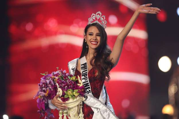 Photos: Philippines contestant Catriona Gray named Miss Universe