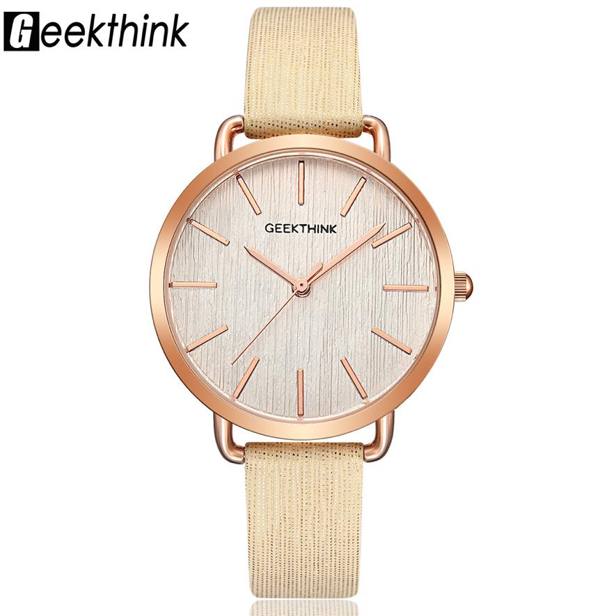 Siempre puntual con los relojes de GeekThink