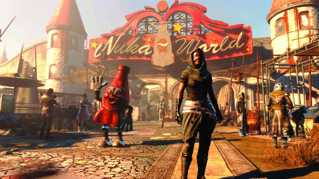 Release times for 'Nuka World' out in the open