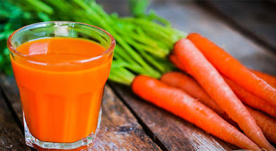 Drink Carrot Juice To Avoid Premature Graying of Hair