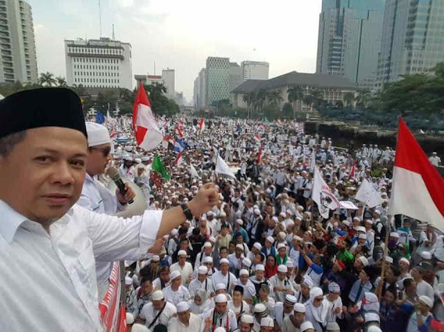 DPR: Jokowi Abaikan Unjuk Rasa Terbesar Dalam Sejarah Indonesia