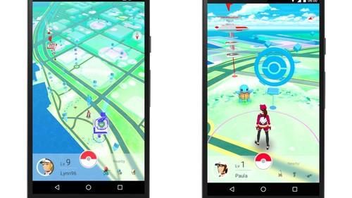Nostalgia Game Semasa Kecil Pokemon Go, Baru Dirilis, Kena Peringatan dari Polisi