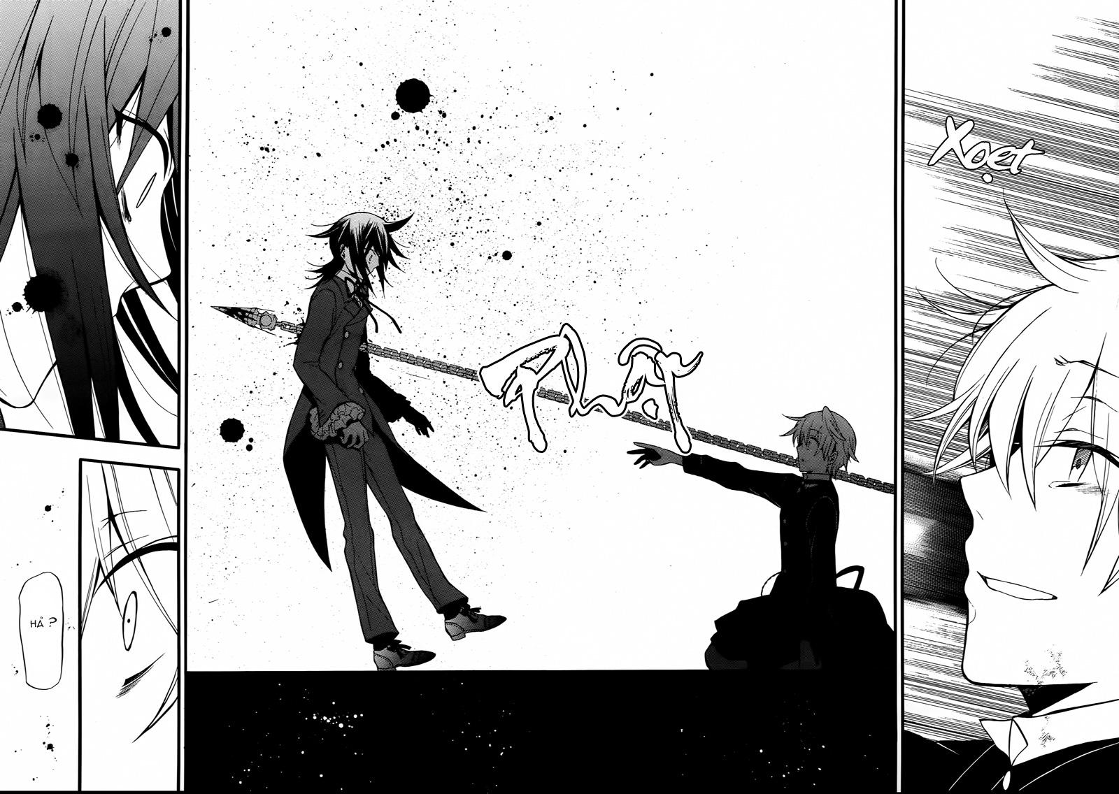Pandora Hearts chương 065 - retrace: lxv collapse trang 48