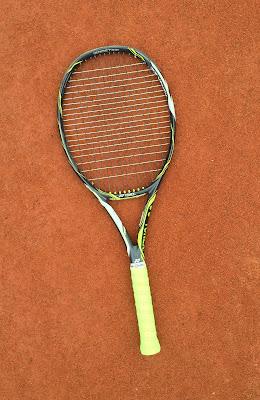 Yonex Ezone DR 98 racquet for review
