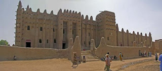 Gran Mezquita de Barro Djenné Mali