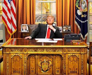 Donald Trump, elegido cuadragésimo quinto presidente de EE.UU.