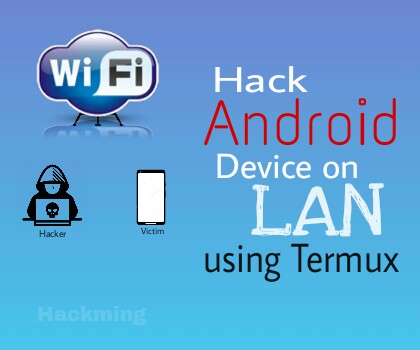 Step By Step to Hack Android Phone on LAN using Termux