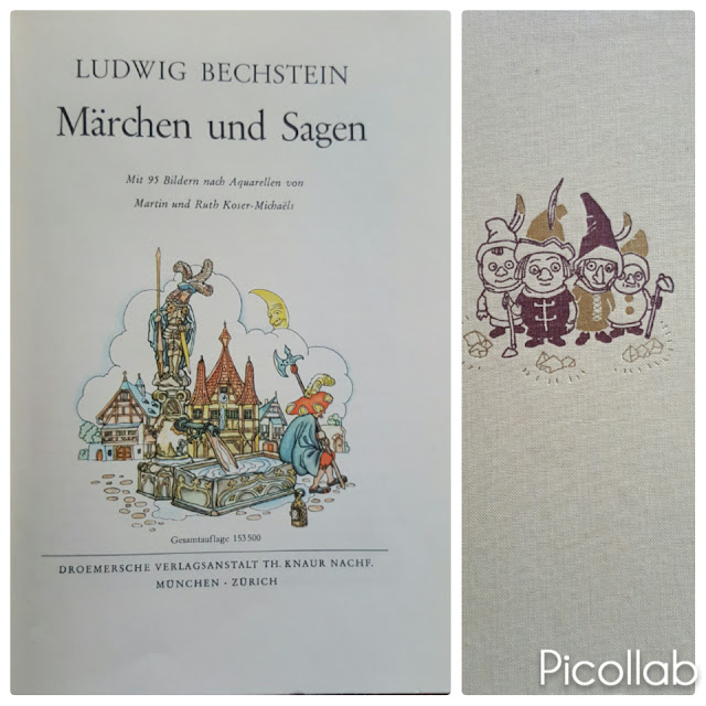 Märchen und Sagen von Ludwig Bechstein gesammelt