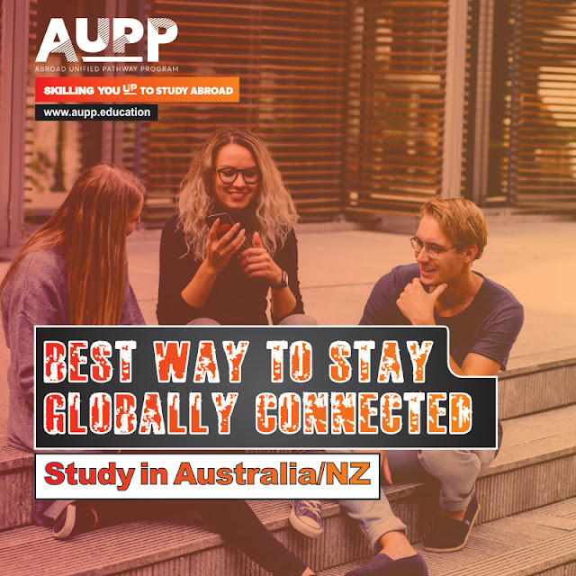 Pursue your Master's from Australia's renowned University in Melbourne - Magazine cover