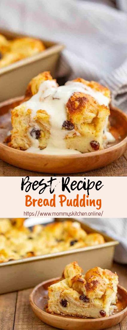 Bread Pudding #desserts #cakerecipe