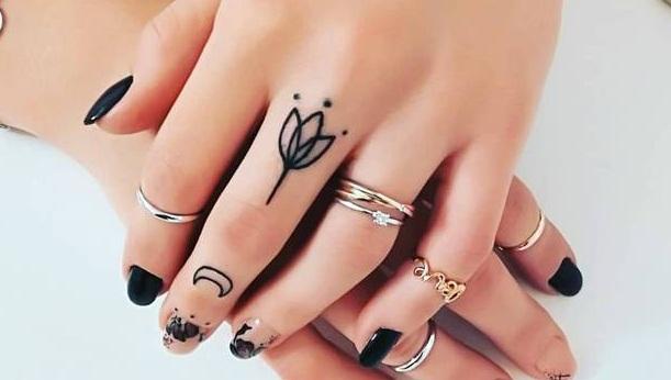 Best Finger Tattoos For Ladies