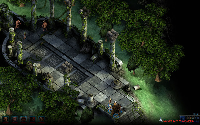 The Temple of Elemental Evil Gameplay Screenshot 4