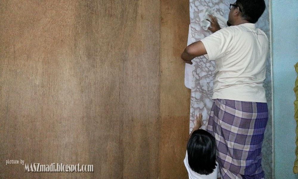Deko Teratakami Make Over Bilik Di Kampung Si Blogger Mama