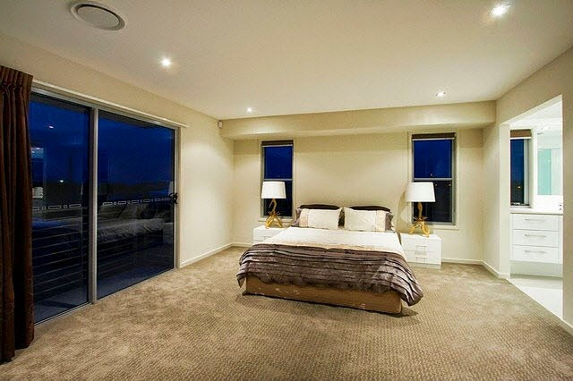 bedroom lighting layout recessed lighting design ideas 10534