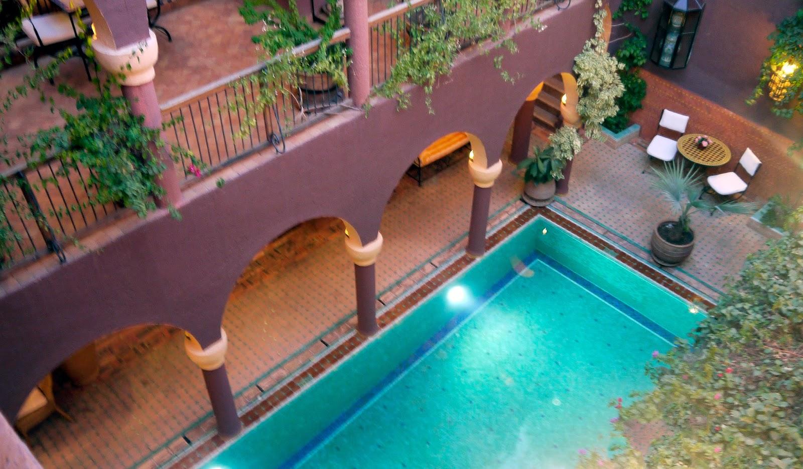 Views of Riad Noga Marrakesh