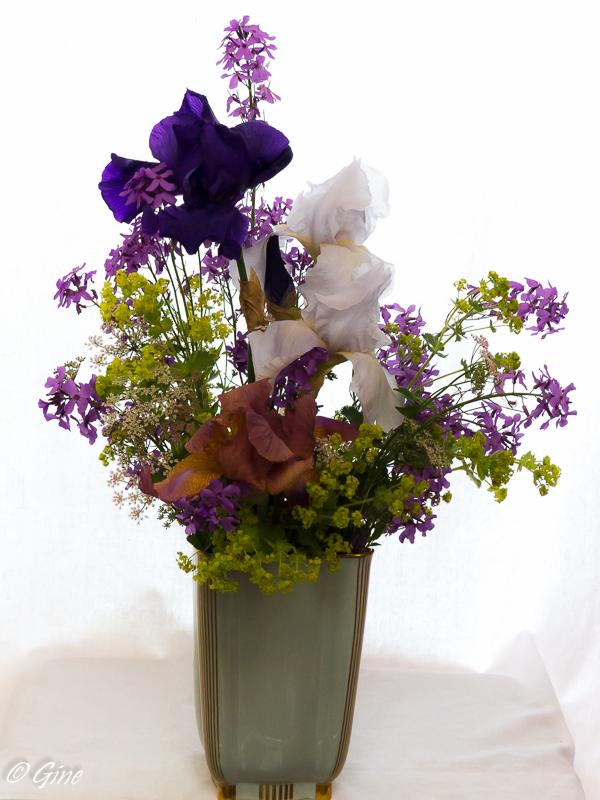 Au jardin de Gine: Bouquets