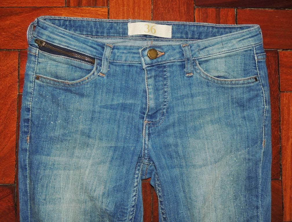 503bea3a47e Bazzar Hope Bhz  Jeans Zara VENDIDA!!!!