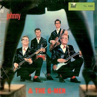 Johnny & The G-Men-Johnny & The G-Men (1962)