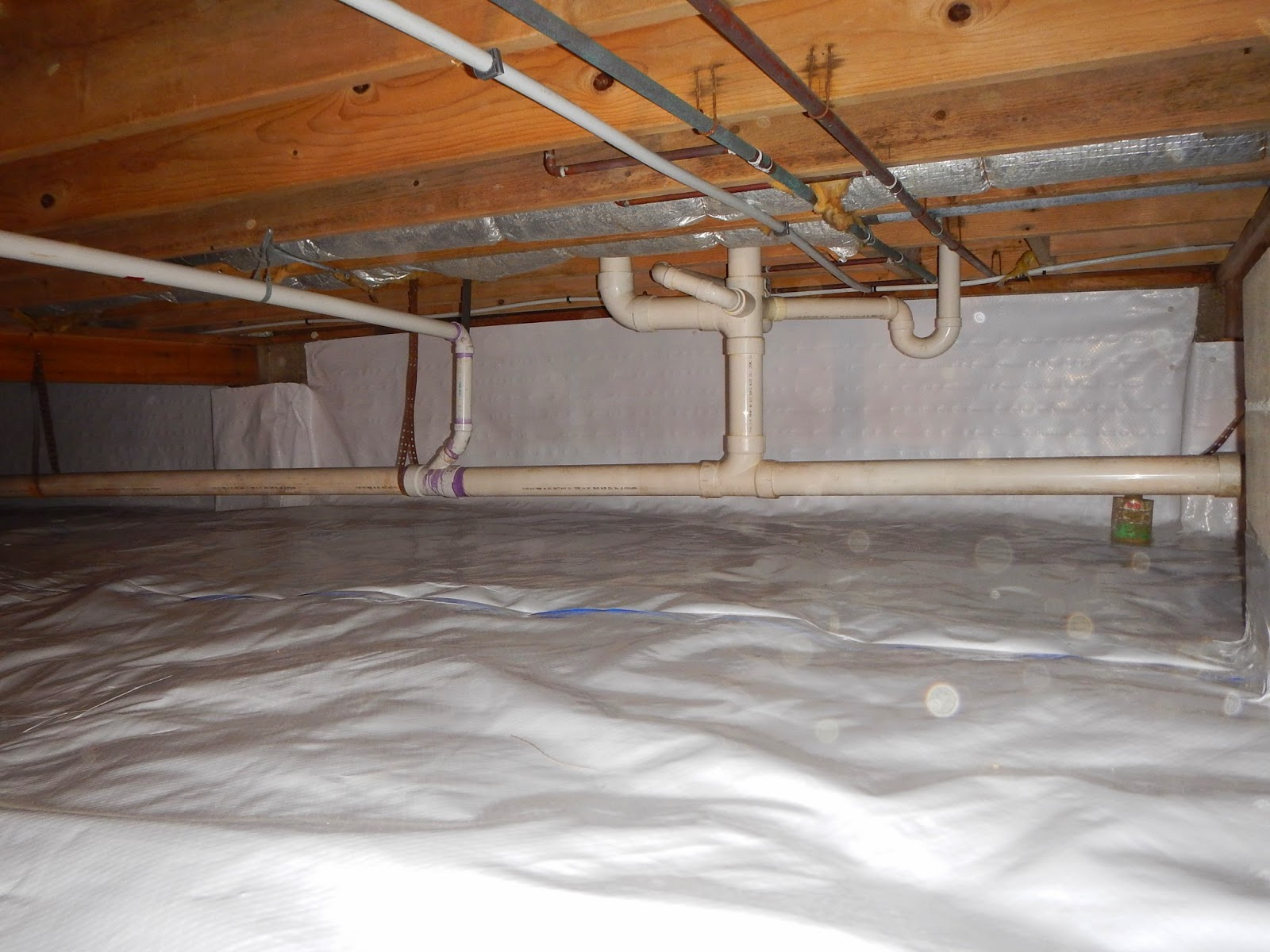 Indiana Crawlspace Repair And Waterproofing How To